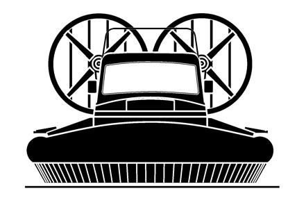Hovercraft tesisi