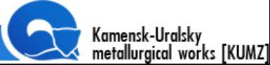 Kamensk Uralsky Metallurgical Works